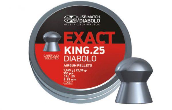 EXACT KING 6.35