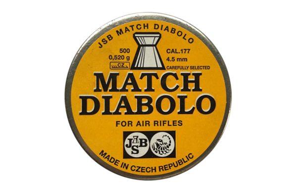 MATCH DIABOLO CAL. 4.5