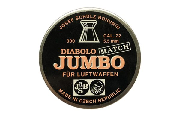 MATCH JUMBO CAL. 5.5