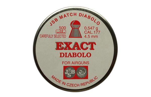 EXACT DIABOLO CAL. 4.5