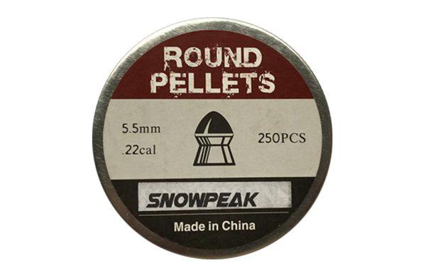 SNOWPEAK ROUND PELLET 5.5